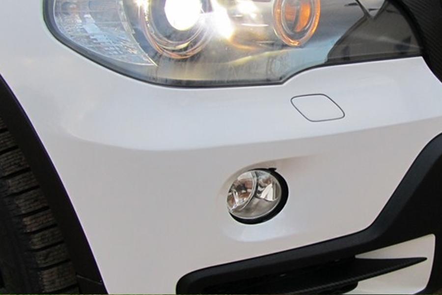 BMW X5 fehér-fekete