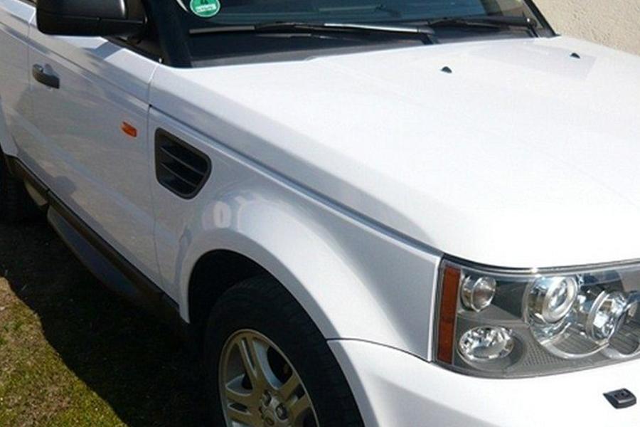 Range Rover fehér